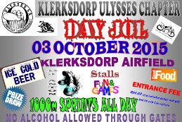 Klerksdorp Day Jol 2015