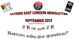 East London Newsletter