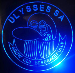 Welkom Ulysses light box